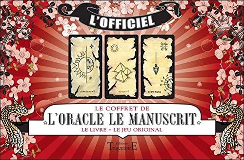 9782841977833: Le coffret de l'Oracle Le Manuscrit - Livre + jeu