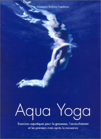 9782841981861: Aqua yoga