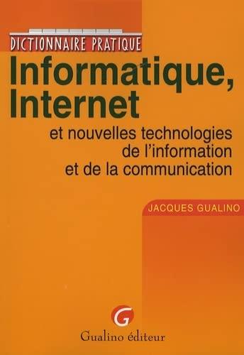 9782842008864: Informatique, Internet : Et nouvelles technologies de l'information et de la communication