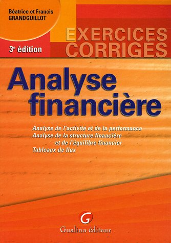 9782842009656: Analyse financière