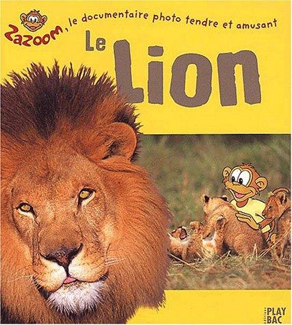 9782842032821: Zazoom et le lion