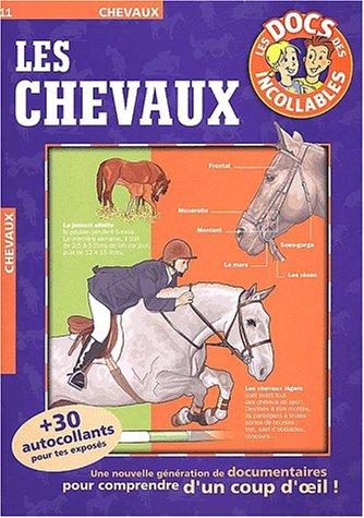 9782842034603: Les chevaux