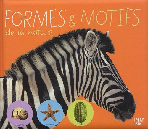 9782842037086: Formes & motifs de la nature