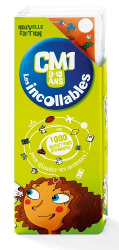 9782842038755: Les Incollables: 1000 Questions-Reponses (Cm1) (French Edition)