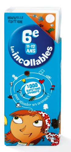 9782842038779: Les Incollables: 1000 Questions-Reponses (6e)