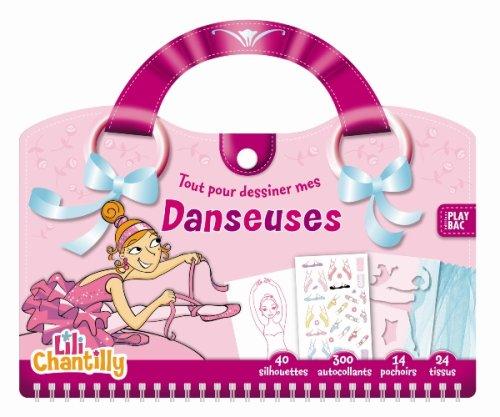 9782842039929: Tout pour dessiner mes danseuses