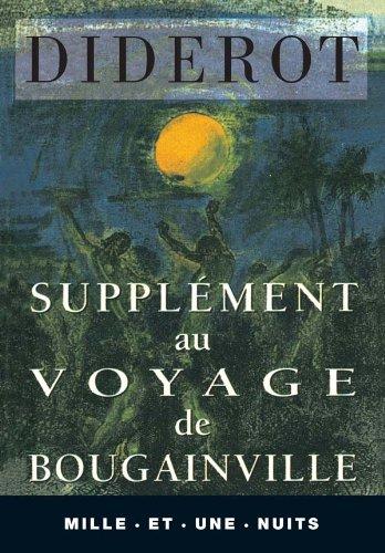 Supplément au voyage de Bougainville (La Petite: DENIS DIDEROT