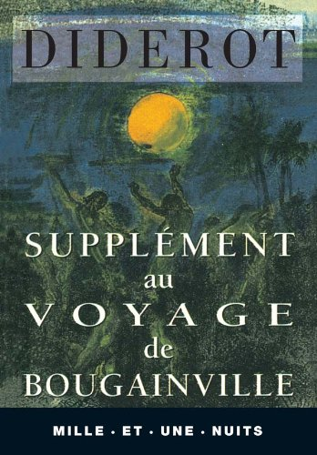 Supplà ment au Voyage de Bougainville : Denis Diderot