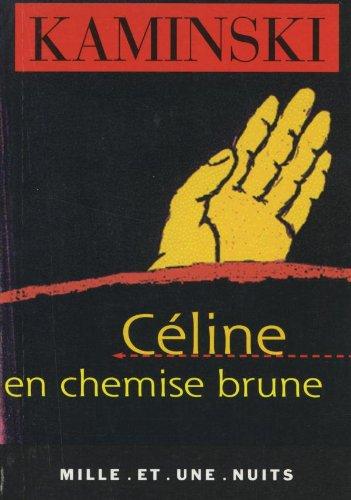 Celine En Chemise Brune: Kaminski, H.-E