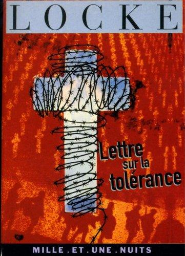 9782842053345: Lettre sur la tolérance
