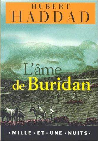 9782842054793: L'âme de Buridan
