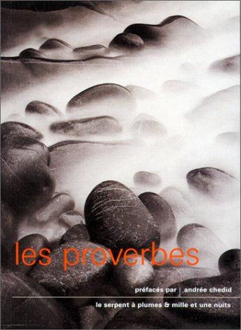 9782842055318: Les Proverbes
