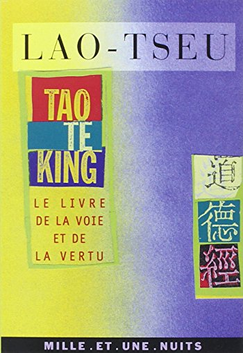 TAO TE KING: LAO-TSEU