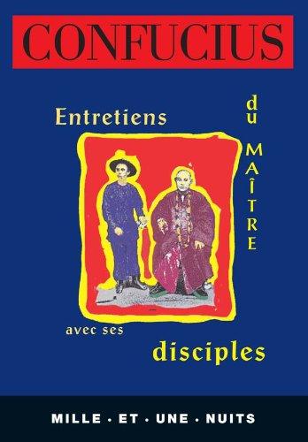 9782842056773: Entretiens du Maître avec ses disciples