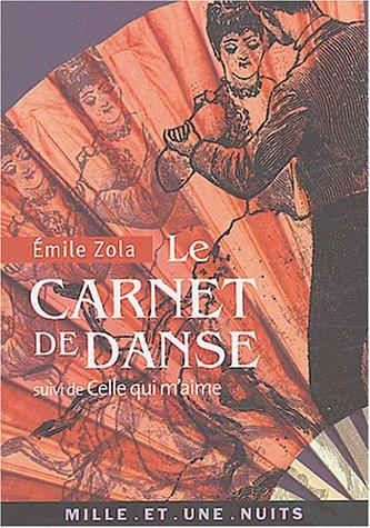 Le carnet de danse suivi de Celle: Henri Mitterand