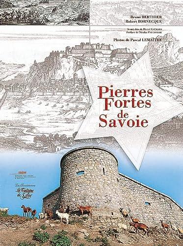 9782842061791: Pierres fortes de Savoie