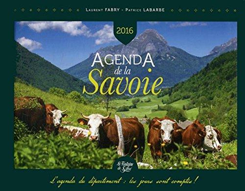 9782842066024: Agenda de la Savoie 2016