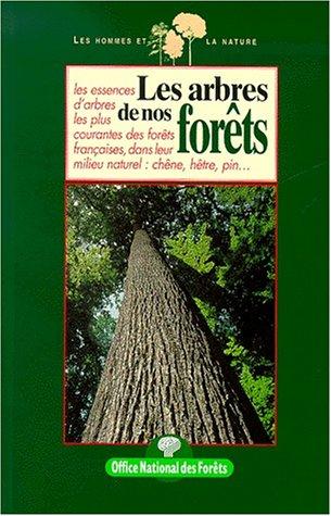 9782842070625: Les arbres de nos for�ts