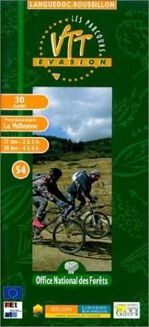 9782842070915: La Valbonne - Gard en VTT