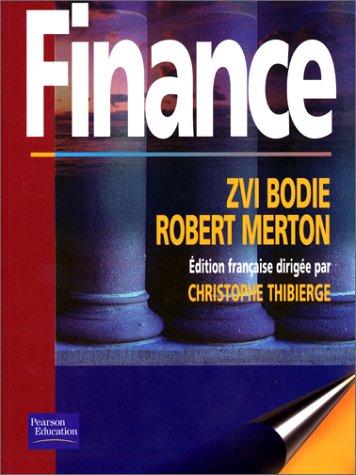 9782842111144: Finance (Pearson Educati)