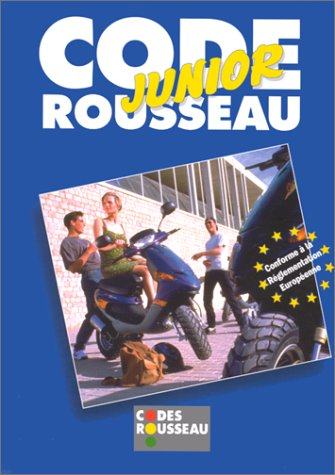 9782842120009: Code Rousseau junior 2000