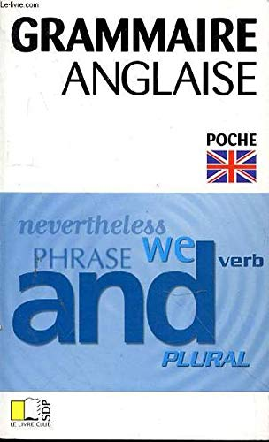 9782842161637: Grammaire anglaise