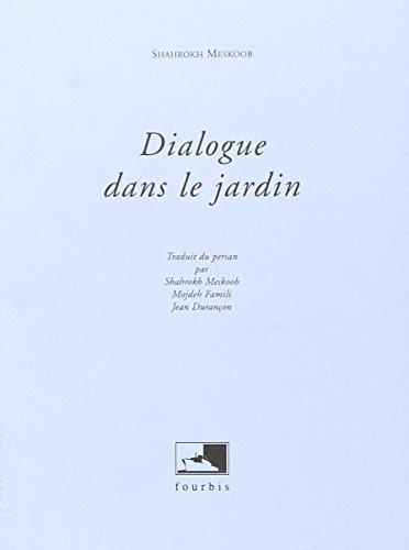 9782842170110: Dialogue dans le jardin