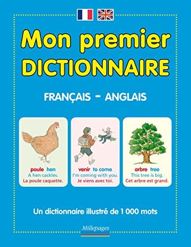 9782842182861: Mon premier dictionnaire francais-anglais