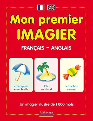 Mon premier imagier français-anglais: Muriel Lattay