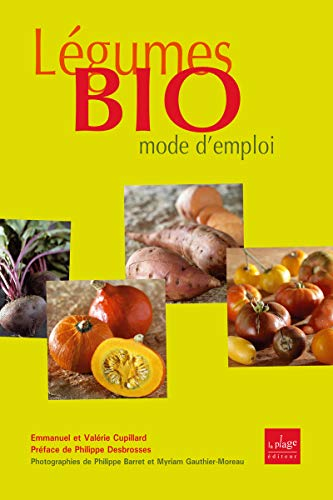9782842211448: legumes bio mode d'emploi