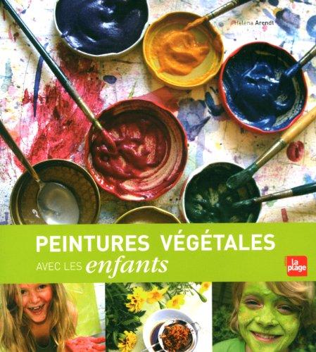 9782842212254: Peintures végétales avec les enfants