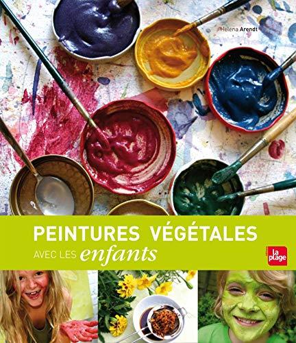 9782842212940: peintures végétales avec les enfants