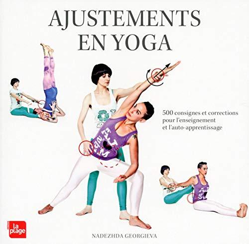 Ajustements en yoga: Nadezhda Georgieva
