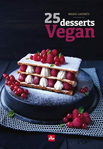 9782842214081: 25 desserts vegan