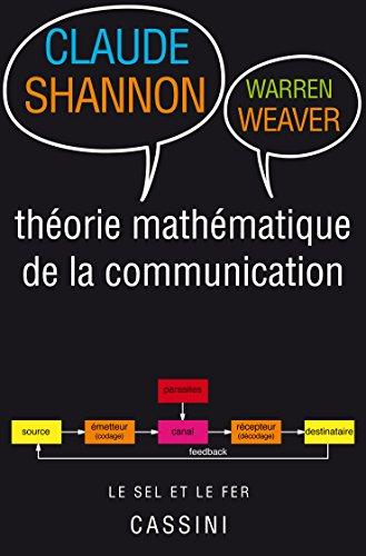 9782842252175: Théorie mathématique de la communication