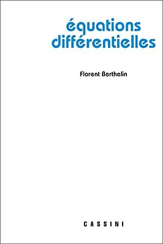 9782842252298: Equations différentielles