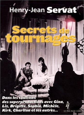 9782842281113: Secrets de tournages