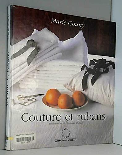 9782842290290: Couture et rubans