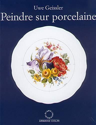 9782842290467: Peindre sur porcelaine (Arts d'interieurs)