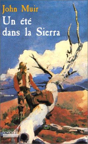 9782842300289: Un été dans la Sierra