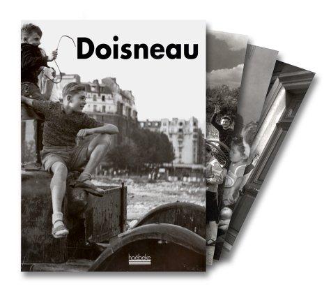 9782842301118: Coffret Doisneau, 3 volumes