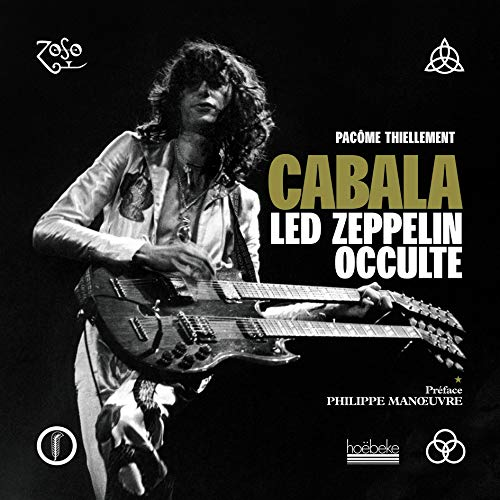 9782842303549: Cabala: Led Zeppelin Occulte