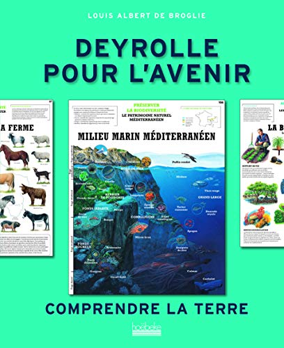 9782842305093: Deyrolle pour l'Avenir, Comprendre la Terre
