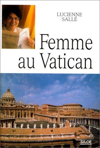 9782842311315: Femme au Vatican