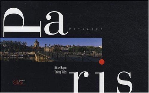 9782842314019: Paris paysages (French Edition)