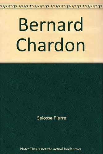 9782842314255: Bernard Chardon