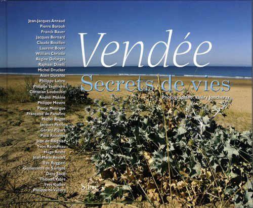 Vendée (French Edition) (2842314301) by Jean-Jacques Annaud