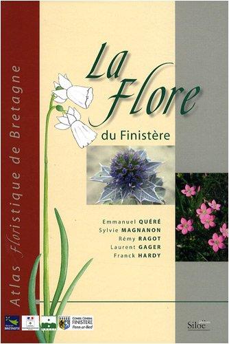 9782842314422: Atlas de la flore du Finistère : Flore vasculaire (Atlas floristique)