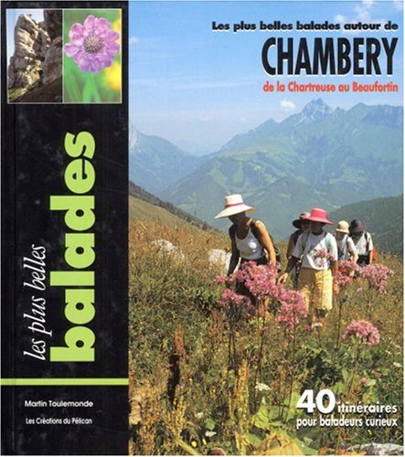 9782842330163: Balades autour de Chambéry