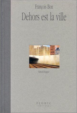 9782842340483: Dehors est la Ville: Edward Hopper (Collection Musees Secrets)